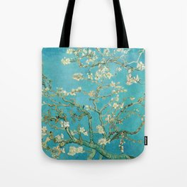 Van Gogh Almond Blossoms Painting Tote Bag