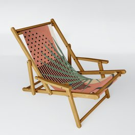 Nature Geometry II Sling Chair