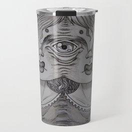Sewn Travel Mug