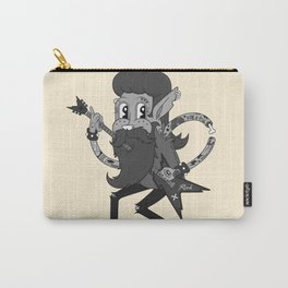 Retro Rock Lad Carry-All Pouch