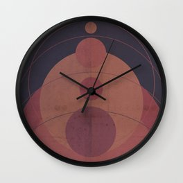 Gravity Ruins My Solar Wall Clock