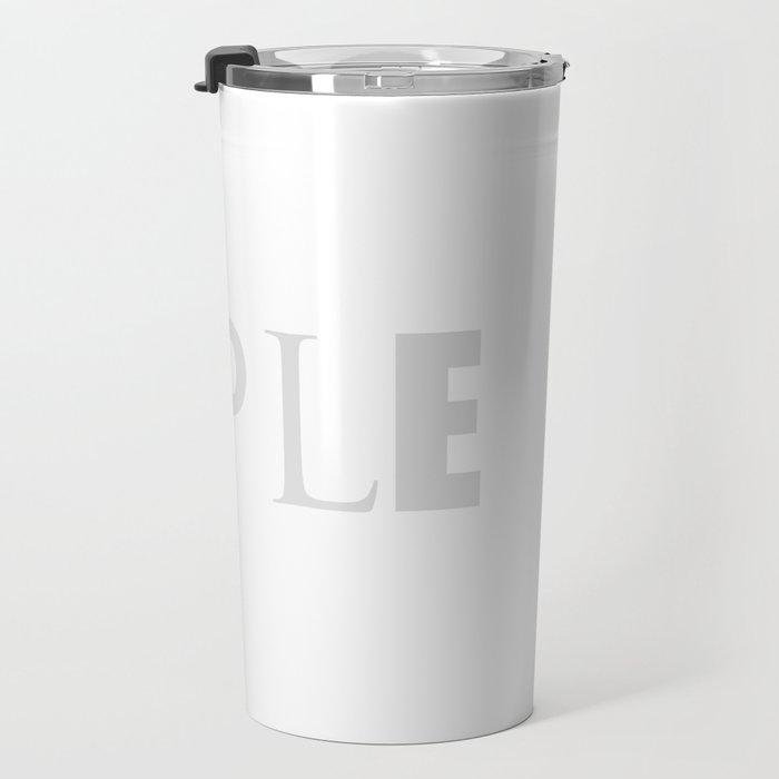 Sample Travel Mug