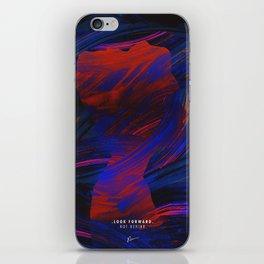 . LOOK FORWARD .  iPhone Skin