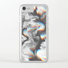 D IS FOR Clear iPhone Case