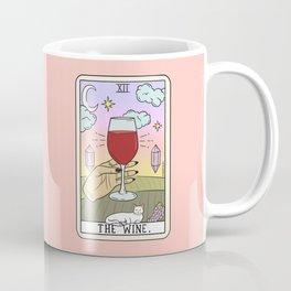 WINE READING (LIGHT) Coffee Mug
