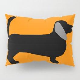 Halloweiner Dog Pillow Sham
