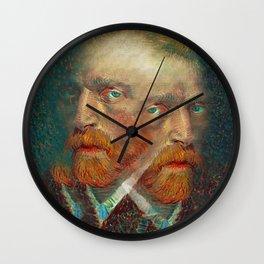 Vincent Van Gogh #01 Wall Clock