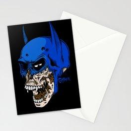 Vampire man Stationery Cards