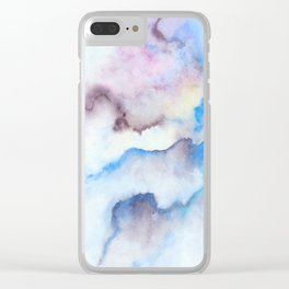 A 0 17 Clear iPhone Case