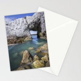 The White Arch  Stationery Cards