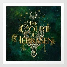 Terrasen Art Print