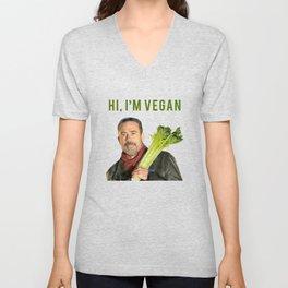Negan/Vegan Unisex V-Neck