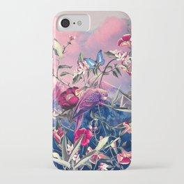 Scarlet Haze iPhone Case
