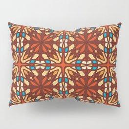 Abstract geometric retro seamless pattern Pillow Sham