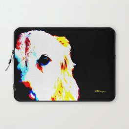CHARLIE THE LAB Laptop Sleeve