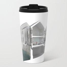 Flood Resilient High Street - Par Docks Travel Mug
