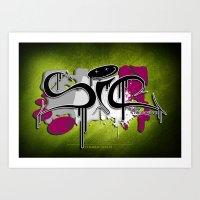 sic Art Print
