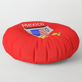 Mexico Wall Floor Pillow