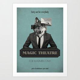 Magic Theatre Art Print