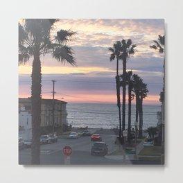 Charming Redondo Beach Metal Print