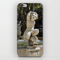 Plaza Matriz Montevideo iPhone & iPod Skin