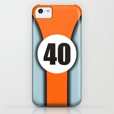 GT40 iPhone 5c Slim Case