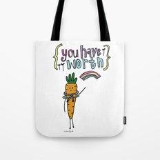 Worthy YOU. Tote Bag