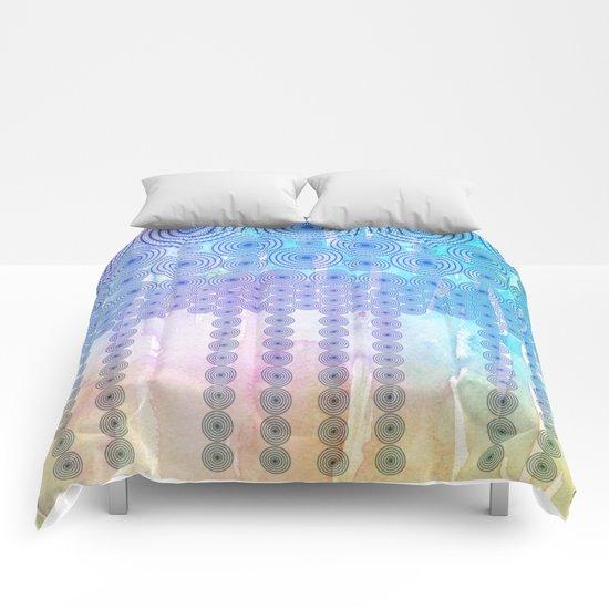 Ring Falls Comforters