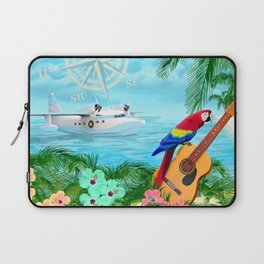 Tropical Travels Laptop Sleeve