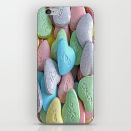 Hearts for your Sweetheart iPhone Skin