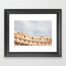 Colosseum  Framed Art Print