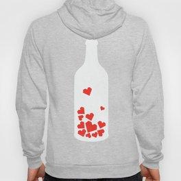 Message in a bottle Hoody