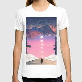 LOST // TRAPPED IN MY MIND T-shirt