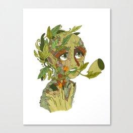 Fall Sprite Canvas Print