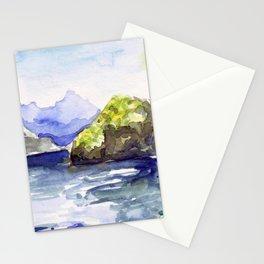 Neuschwanstein Castle Lake Stationery Cards