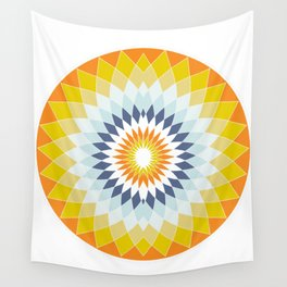 from the series pattern recognition. Wall Tapestry