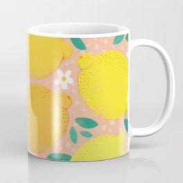 Meyer Lemons Coffee Mug