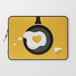 Cooking Is Love Laptop Sleeve