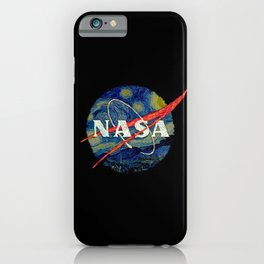 Starry Nasa iPhone Case