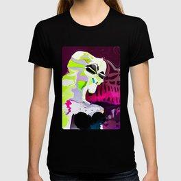 SURREAL JEZEBEL 13-v7 T-shirt