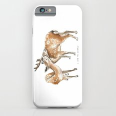 I Love You Deerly  iPhone 6s Slim Case