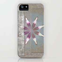 Turk In The Altogether Flowers  ID:16165-065856-95341 iPhone Case