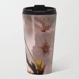 SAKURA : cherry blossoms Travel Mug
