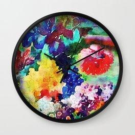 Tracy Porter / Poetic Wanderlust: I Am Enough Wall Clock