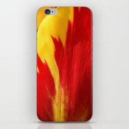 Bright Tulips iPhone Skin