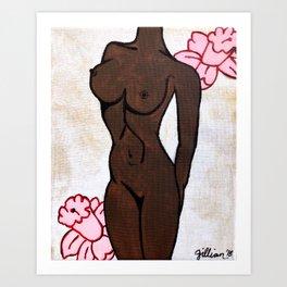 Oyere, Esq. Art Print