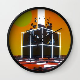 FRAUG Wall Clock