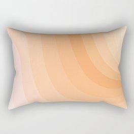 Rays of Light Rectangular Pillow
