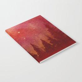 Fire Heaven Notebook
