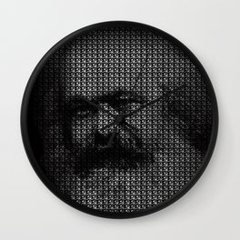Marxsaic Wall Clock